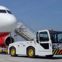 ماشین آلات فرودگاهی