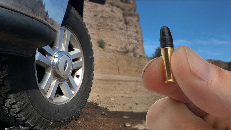 تایر ضد گلوله