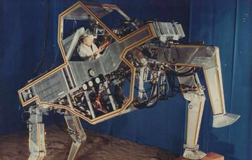 اولین نسل روباتهای ارتش امریکا