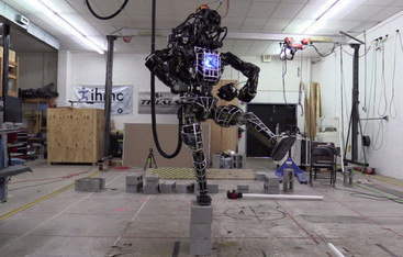 روبات اطلس ۲۰۱۶ - روبات جدید گوگل