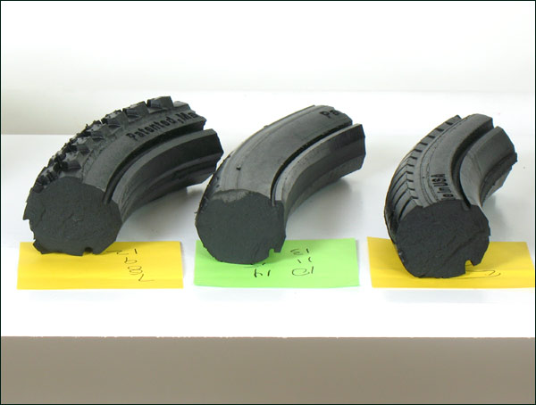 تایرهای پلی اورتان
