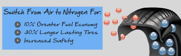 nitrogen fill tire
